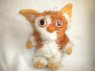 Vintage Gizmo Gremlins - Soft Plush Toy - with Squeaker by Hasbro Softies