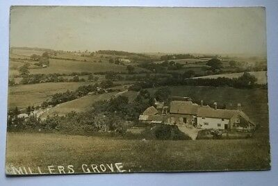 Brailsford Scarce RP of Millers Grove by PR Webster