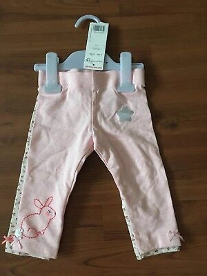 Girls Size 6-9 Months 2 Pack Leggings