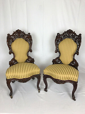 Victorian Belter Style Chairs