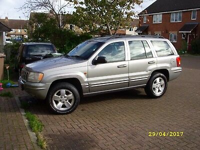 2001 jeep grand cherokee 3.1 turbo diesal,auto 78,000 miles only