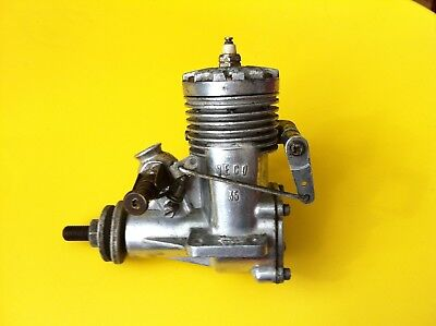 Veco 35R/C series100 MODEL AIRPLANE ENGINE In box