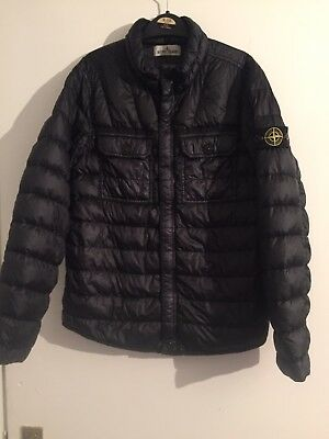 Stone Island Boys Down Jacket  100% Genuine Excellent condition!