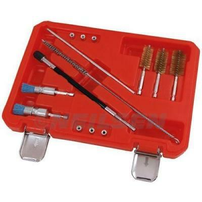 Universal Injector Seat Cleaning Set Brush and Injector tool kit CT4528