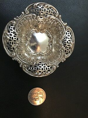 Spurrier & Co Silver Dish