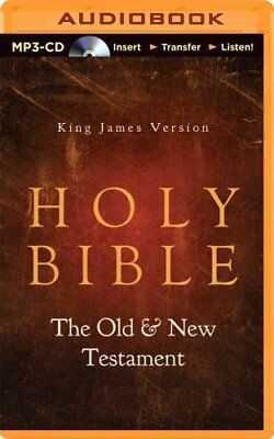 Holy Bible-KJV by George Vafiadis 9781491527979 (CD-Audio, 2014)