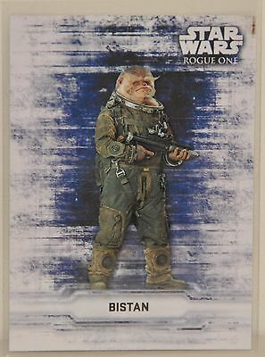 "2016 Topps Star Wars Rogue One Series 1  ""BISTAN"" Chacater Stickers"