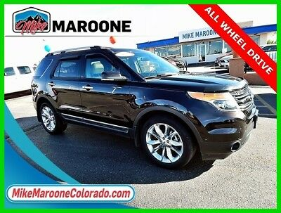2013 Ford Explorer Limited 2013 Limited Used 3.5L V6 24V Automatic AWD SUV Premium