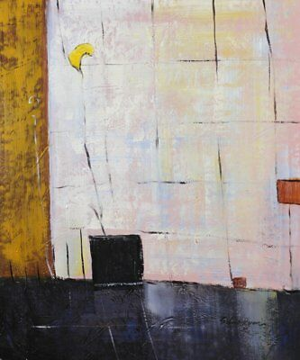 Modern Contemporary Abstract Painting Oil Painting on canvas - hand (G2C)