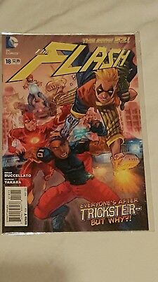 The Flash issue 18