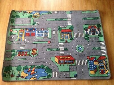 Kids Car Play Mat