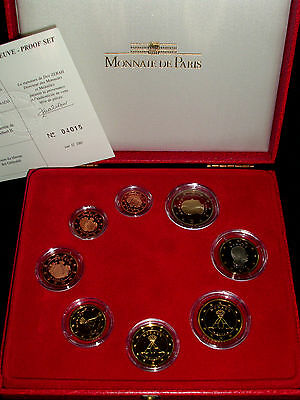 BE MONACO COFFRET 2006 SUPER BELLE EPREUVE, An1