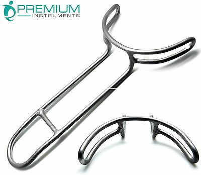 "New Vestibulum Lip Cheek Retractor 6.5"" Dental Mouth Opener Surgical Instruments"