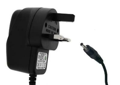 Mains wall charger adapter for Nokia 6230i 6260 6310i 6510 6600 6610 THICK PIN