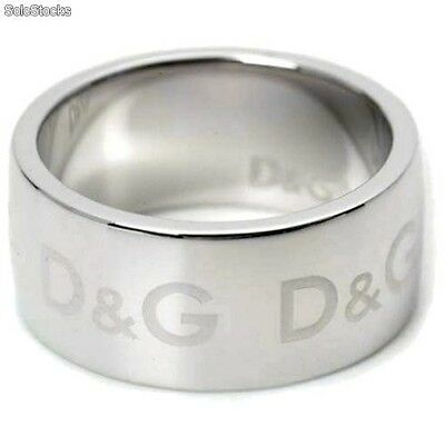 D&g Ring Dj0406 - New Old Stock!!! Rrp~53€ / -20€ Off!!!