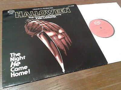Halloween Soundtrack LP