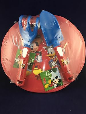 NEW! Disney Kids Kneeling Pad and Garden Tools - Mickey Mouse & Donald Duck