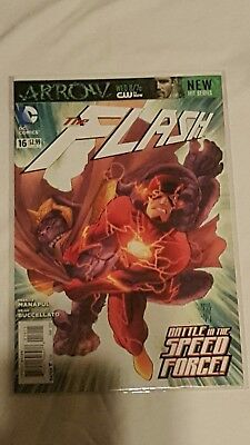 The Flash issue 16