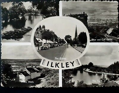 postcard of Ilkley