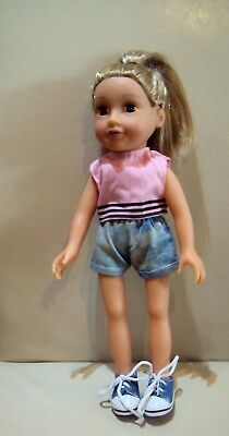 Chad Valley Design A Friend Little Sister Doll