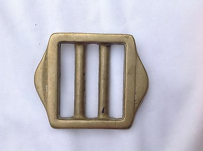 Brass  Belt Buckle American Vintage Classic Retro Country Western