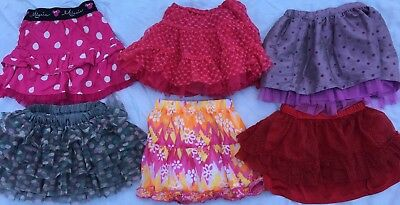 Lot Of 3T Girls Skirts