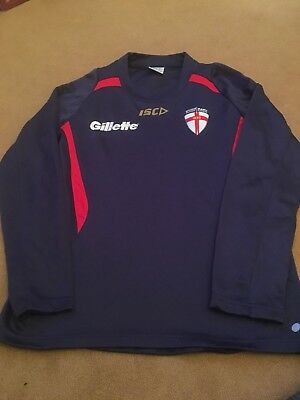 England Rugby League Top Small