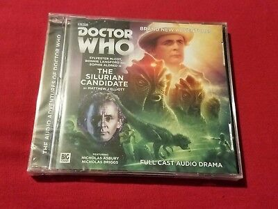 Big Finish Doctor Who 229 The Silurian Candidate New
