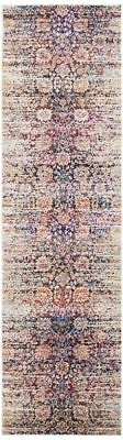 Hallway Runner Rug Hall Runner Floor Carpet Mat Multi Color Modern 4 Meters Long