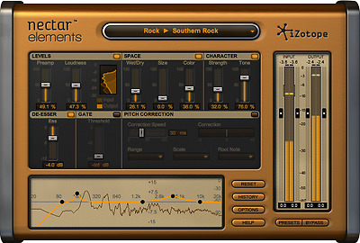 iZotope Nectar Elements Full Retail Version Complète
