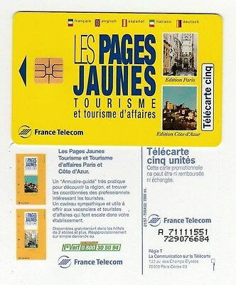 PH/TC >>   FRANCE  5u  SO3   ''    PAGES JAUNES    ''    TBE