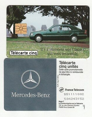 PH/TC >>   FRANCE  5u  gem   ''   MERCEDES Classe  C    ''    TBE