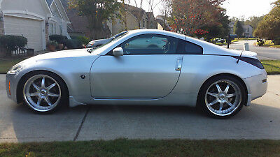 2006 Nissan 350Z  ilver 2006 Nismo 350Z Enthusiast & Touring Package