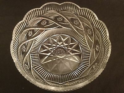 Waterford Crystal Prestige Collection Apprentice Bowl 8""