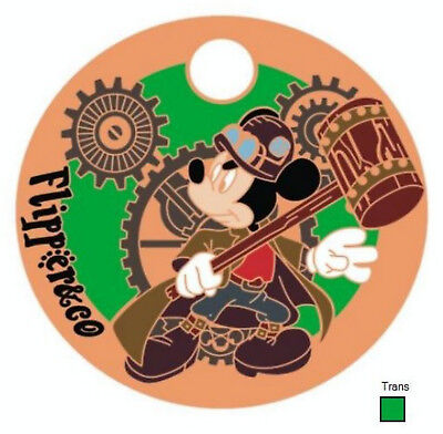 Pathtag 20831 – Flipper's Mickey Mouse – Steampunk Club