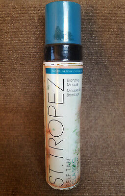ST. TROPEZ Self Tan Bronzing Tanning Mousse CLASSIC 8 oz SEALED (Read Details)