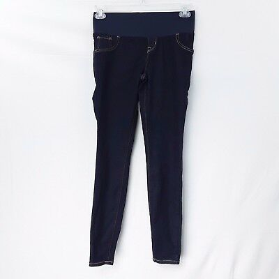 NWT Old Navy Maternity Jegging Low Panel Dark Denim Jean 1 Regular Pants