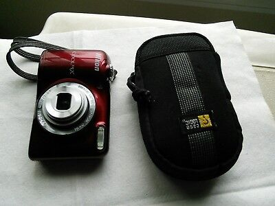 Nikon COOLPIX L29 16.1MP Digital Camera 5x Zoom Nikkor Red