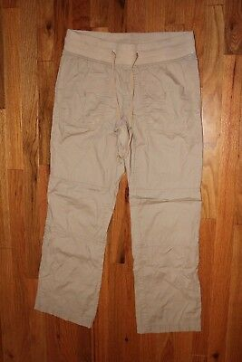 Bellina maternity pants size small Khaki