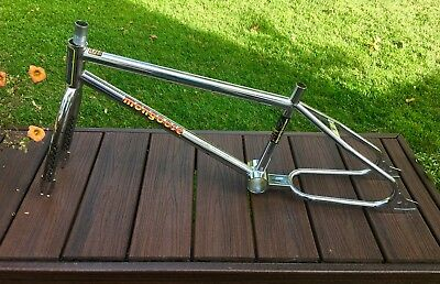 1984 1985 Mongoose Californian Expert Vintage Old School BMX Pro Class