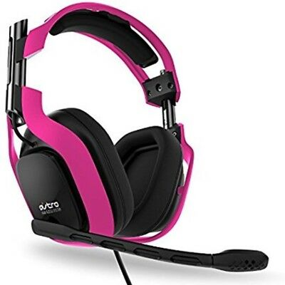 RARE 2013 PINK Neon Series Astro A40 Headset