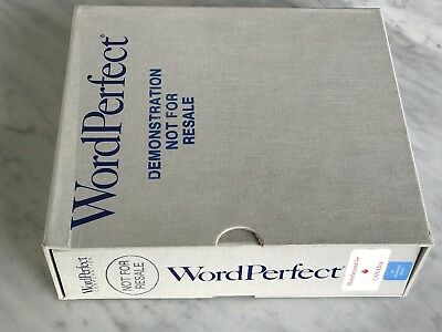 WordPerfect for the Atari ST ~ Serious Word Processing Software