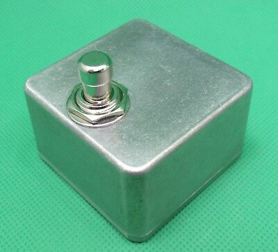 NEW Soft Touch Tap tempo Footswitch Pedal Momentary Normally Open (N.O.)
