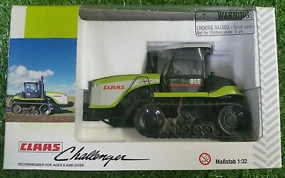 Claas Challenger Agricultural Tractor Norscot 1:32 Scale Diecast model