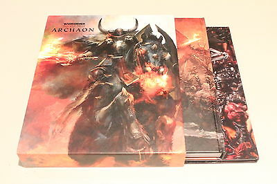Warhammer End Time Archaon Hardcover