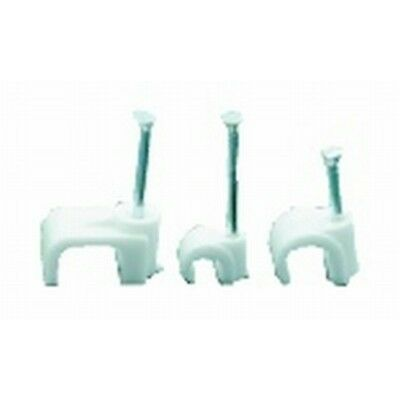 NEW Cable Clips 5 - 7mm EXPANDABLE - Pk.25 HP0692