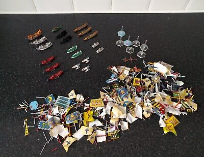 Man o'war (spares/repairs) joblot Games Workshop (home-made models)