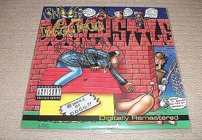 SNOOP DOGG - SIGNED Doggystyle Vinyl LP Record *AUTOGRAPHED*