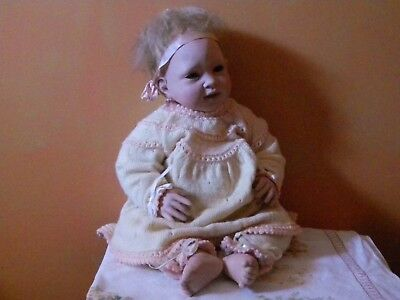 pauline middleton doll  laughing baby 6 out of 10