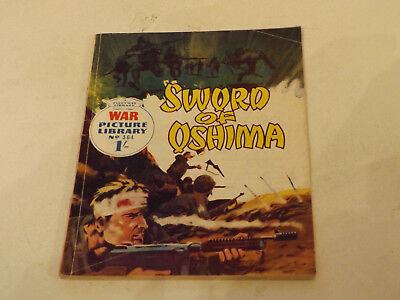 WAR PICTURE LIBRARY NO 364!,dated 1966!,V GOOD for age,great 51!YEAR OLD issue.